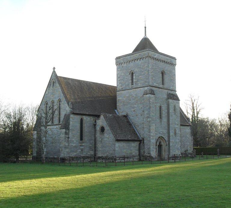 St John the Evangelist's Church, Heron's Ghyll