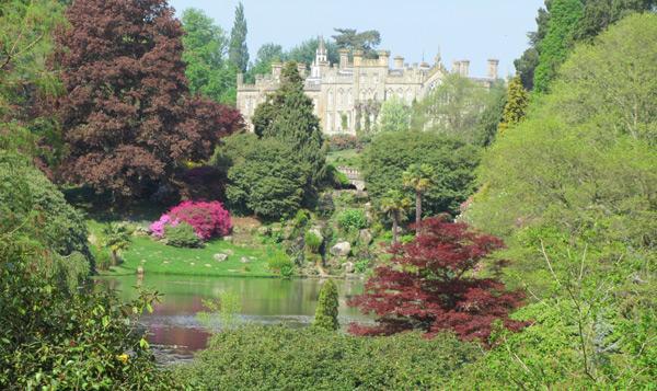 Gardens at Sheffield Park