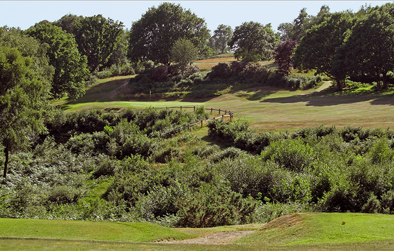 Crowborough Beacon GC
