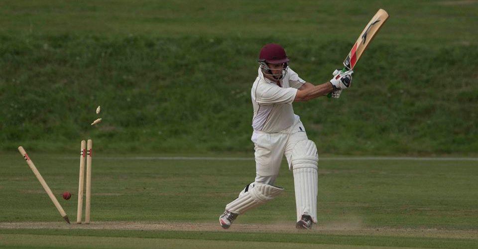 Davies wicket
