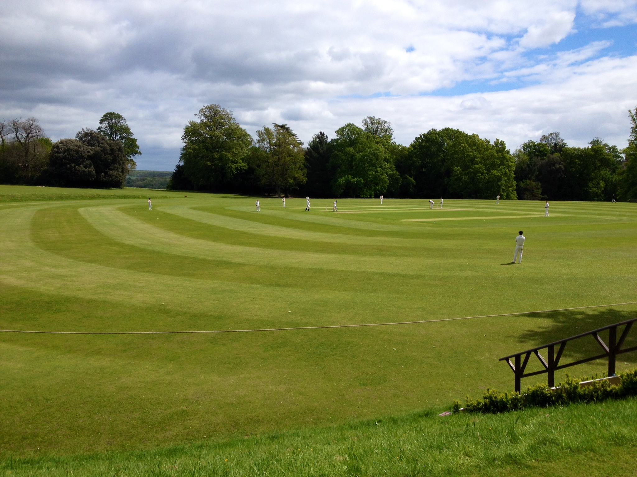 Martlets v MCC – deceived by the weather