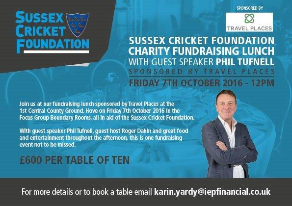 Phil Tufnell flyer final