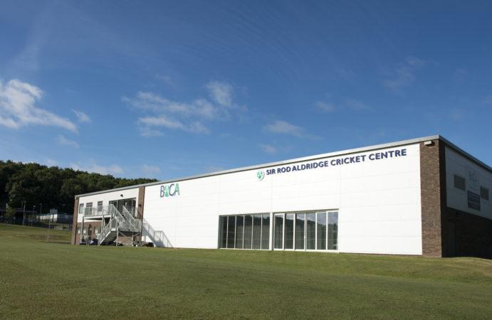 The Brighton Aldridge Community Academy - BACA The Sir Rod Aldridge Cricket Centre at BACA